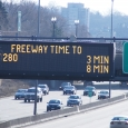 Traffic-displays